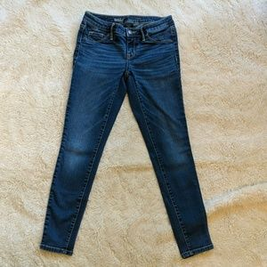 Mossimo mid-rise jeggings